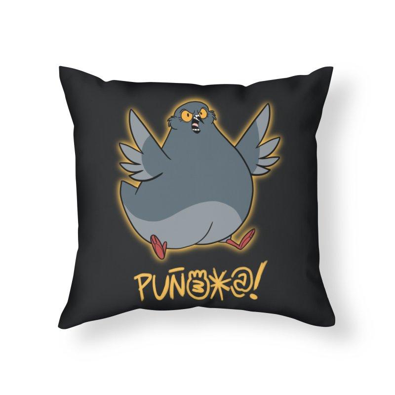ENGOGONAMIENTO Home Throw Pillow by Tripleta Studio Shop