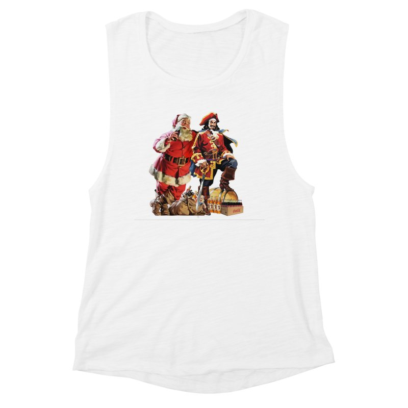 Rum & Coke Women's Tank by BIZ SHAW