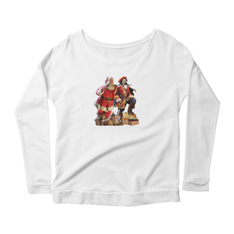 Rum & Coke Women's Longsleeve T-Shirt by BIZ SHAW