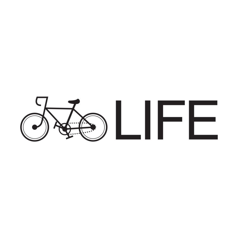 Bike Life Men's V-Neck by BIZ SHAW