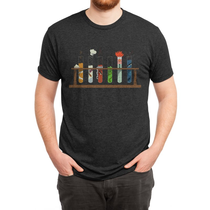 Muppet Science Men's T-Shirt by Deep Space Designs