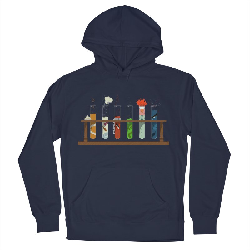 Muppet Science Men's Pullover Hoody by tristan's Artist Shop