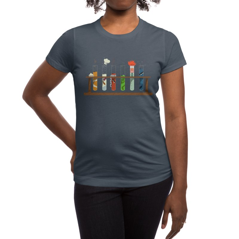 Muppet Science Women's T-Shirt by Deep Space Designs