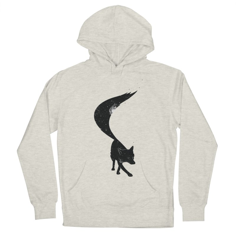 Foxstellation Men's Pullover Hoody by Deep Space Designs