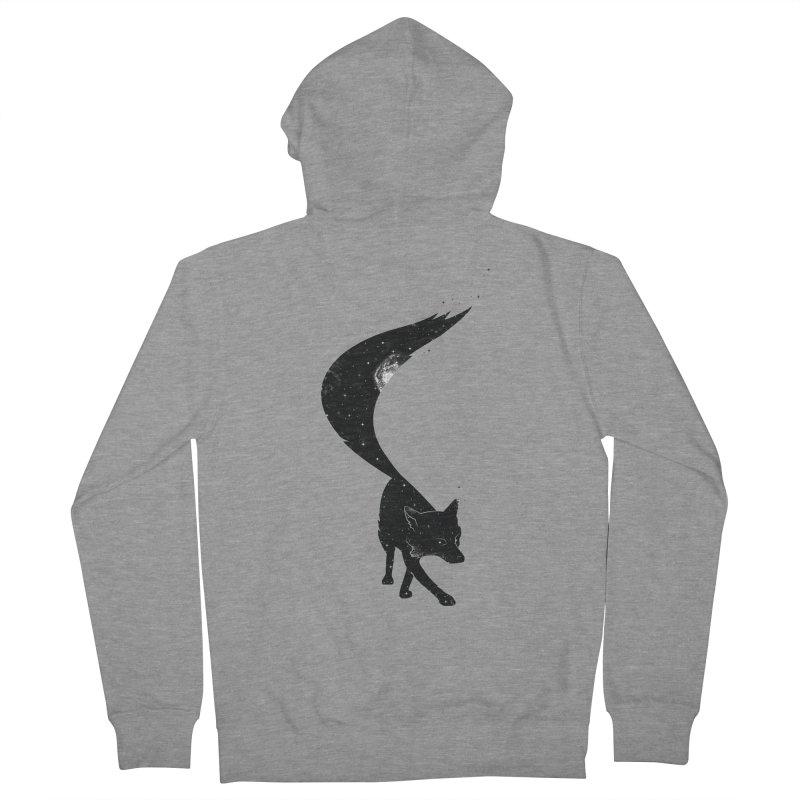 Foxstellation Men's Zip-Up Hoody by tristan's Artist Shop