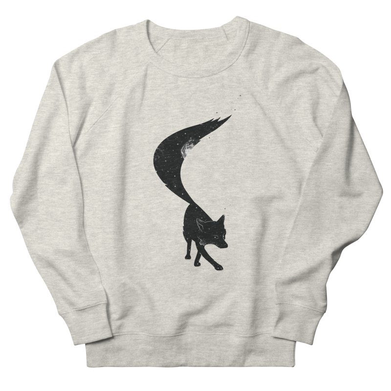 Foxstellation Men's Sweatshirt by tristan's Artist Shop