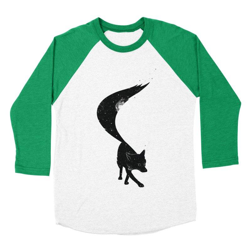 Foxstellation Women's Baseball Triblend T-Shirt by tristan's Artist Shop