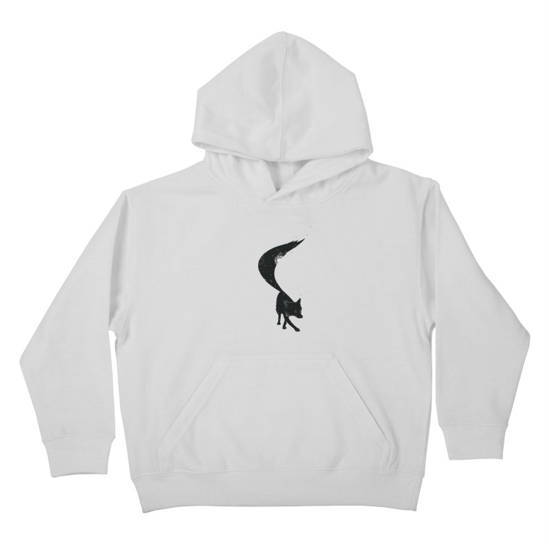 Foxstellation Kids Pullover Hoody by tristan's Artist Shop