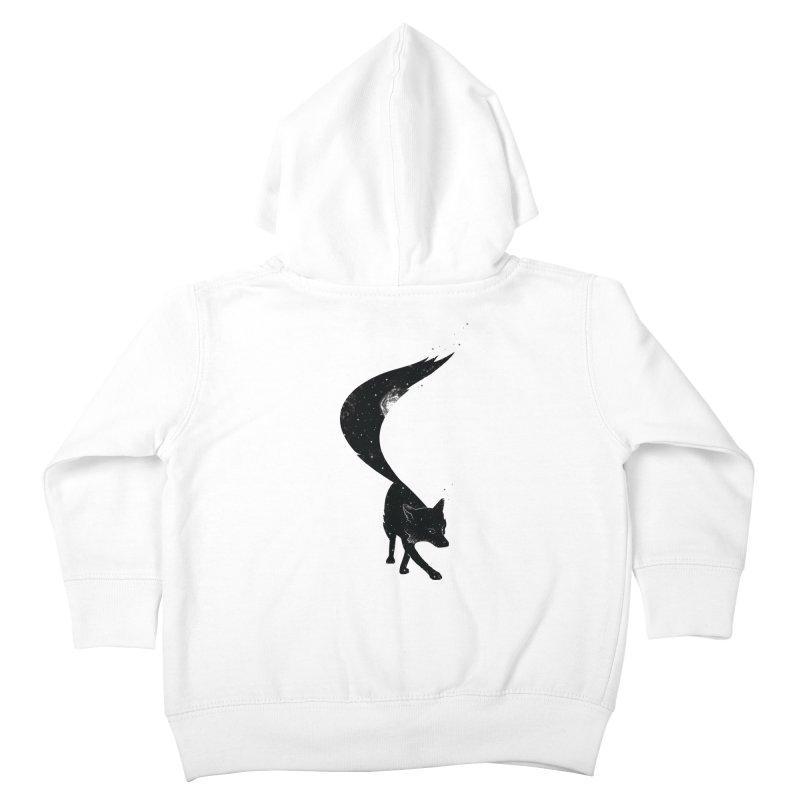 Foxstellation Kids Toddler Zip-Up Hoody by tristan's Artist Shop