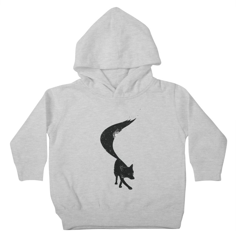 Foxstellation Kids Toddler Pullover Hoody by tristan's Artist Shop