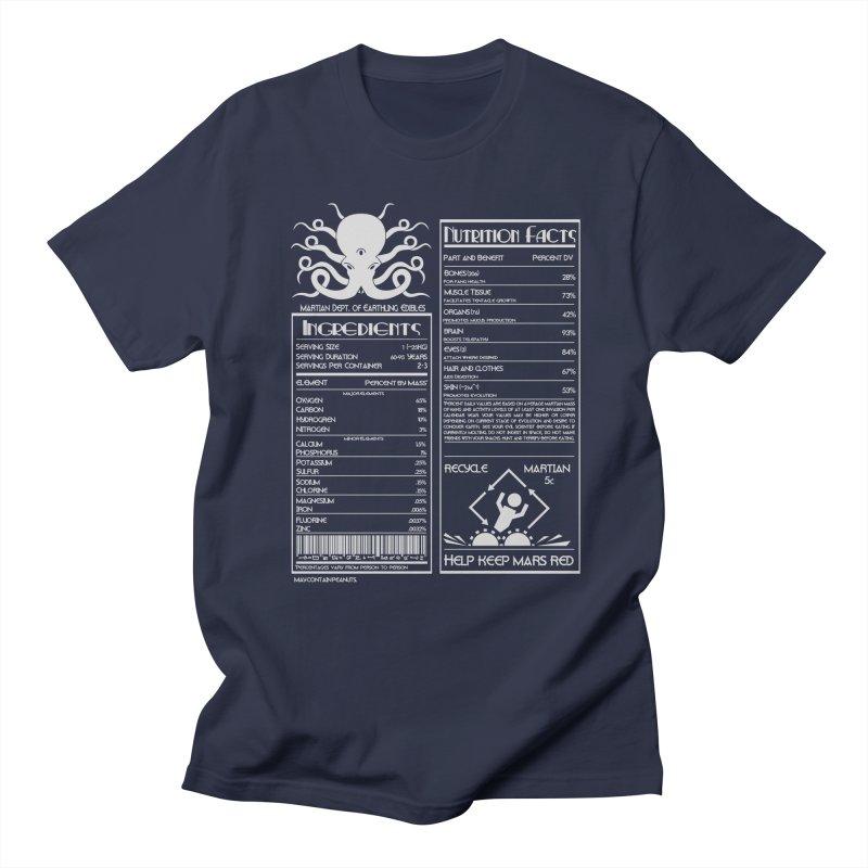 Human Ingredients Men's T-shirt by tristan's Artist Shop