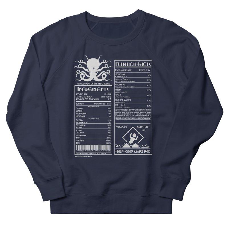 Human Ingredients Women's Sweatshirt by tristan's Artist Shop