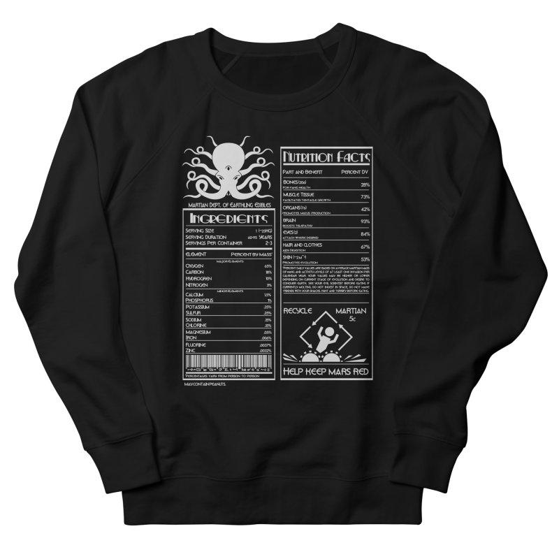 Human Ingredients Men's Sweatshirt by tristan's Artist Shop