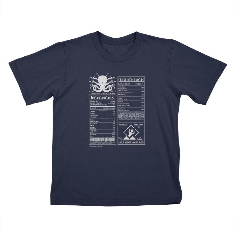 Human Ingredients Kids Toddler T-Shirt by Deep Space Designs