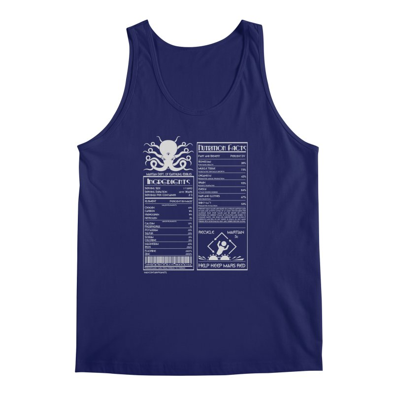 Human Ingredients Men's Tank by tristan's Artist Shop