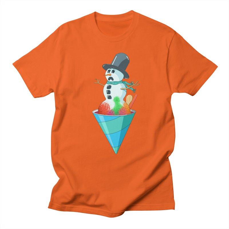 Worst Summer Job Ever Men's T-shirt by tristan's Artist Shop