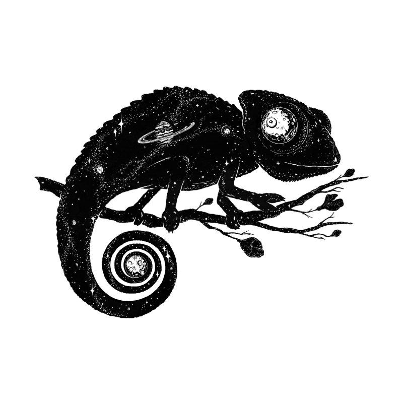 Cosmi-Chameleon by Deep Space Designs