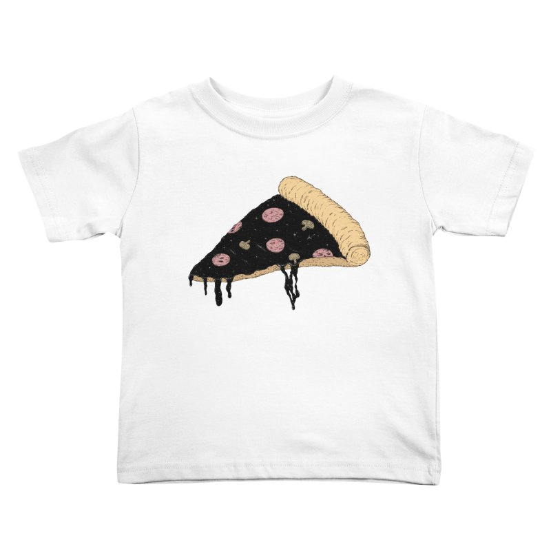 Celestial Slice Kids Toddler T-Shirt by Deep Space Designs
