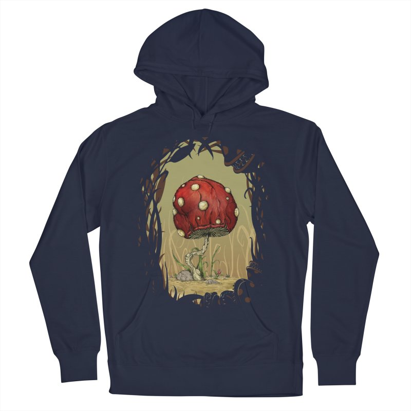 Grow Mario - Border Women's Pullover Hoody by tristan's Artist Shop
