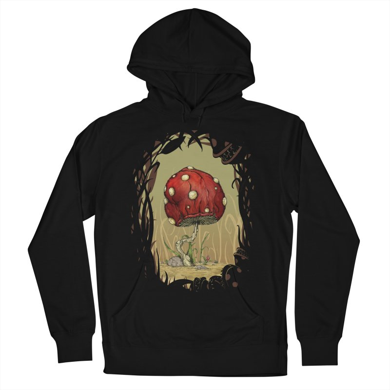 Grow Mario - Border Men's Pullover Hoody by tristan's Artist Shop