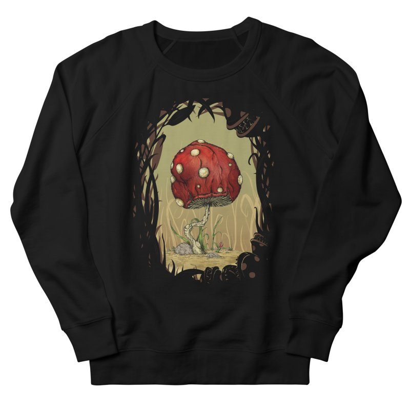 Grow Mario - Border Men's Sweatshirt by tristan's Artist Shop