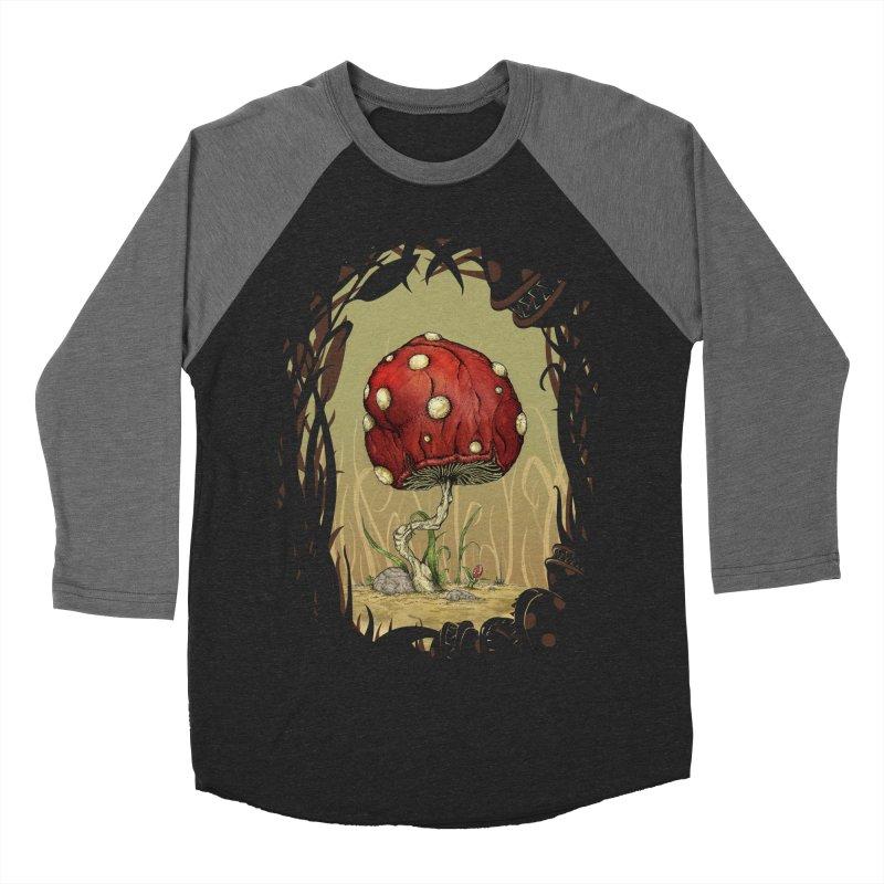 Grow Mario - Border Women's Baseball Triblend T-Shirt by tristan's Artist Shop