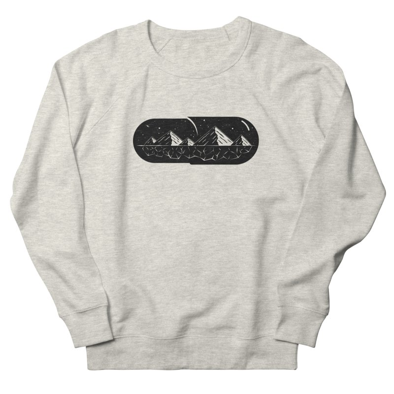Chill Pill Women's Sweatshirt by Deep Space Designs