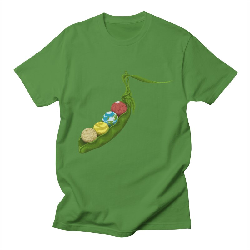 World Peas   by tristan's Artist Shop