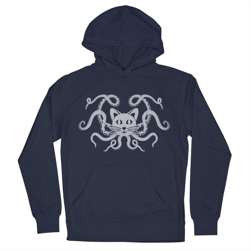 Octopuss Men's Pullover Hoody by tristan's Artist Shop