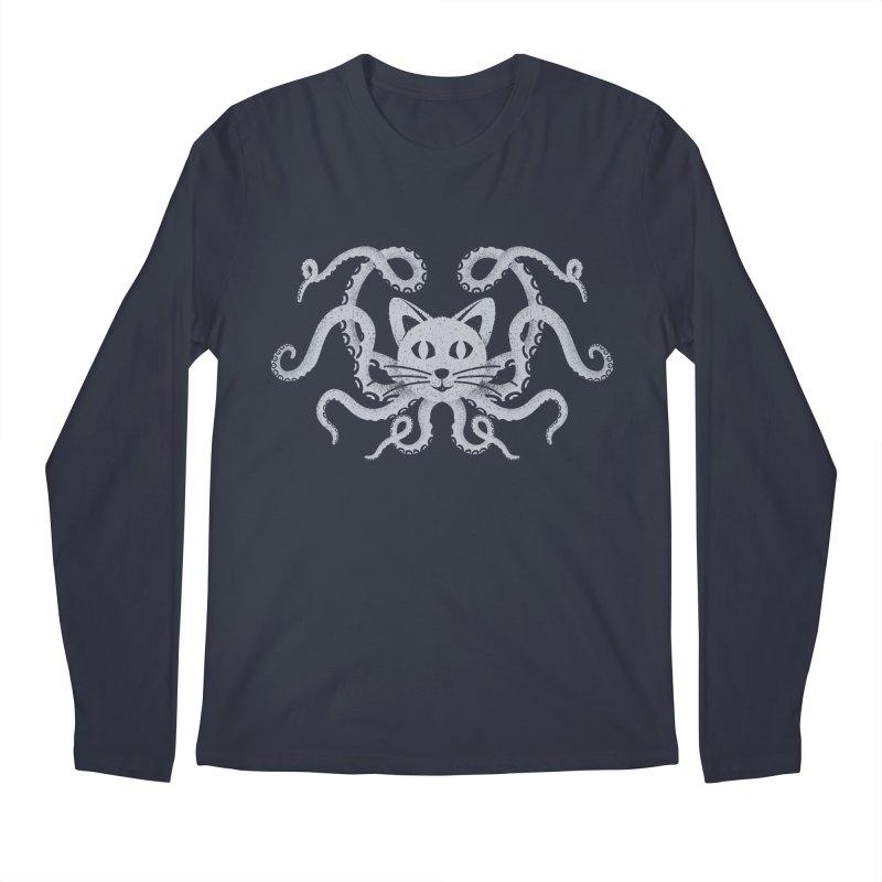 Octopuss Men's Longsleeve T-Shirt by tristan's Artist Shop