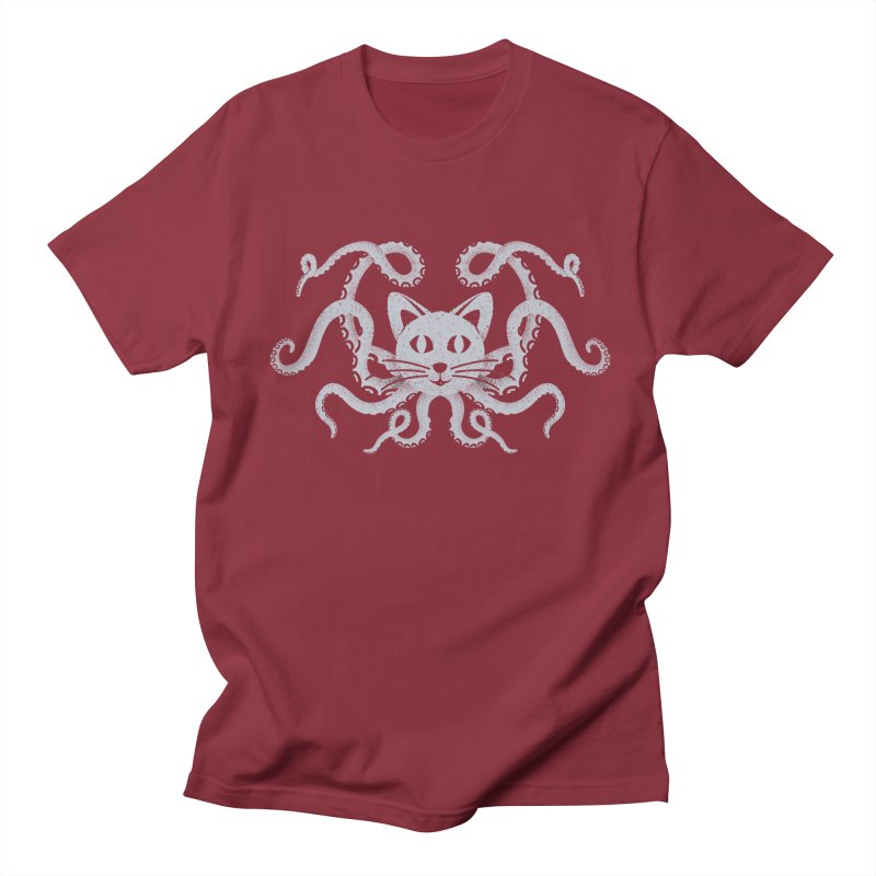 Octopuss Men's T-shirt by tristan's Artist Shop