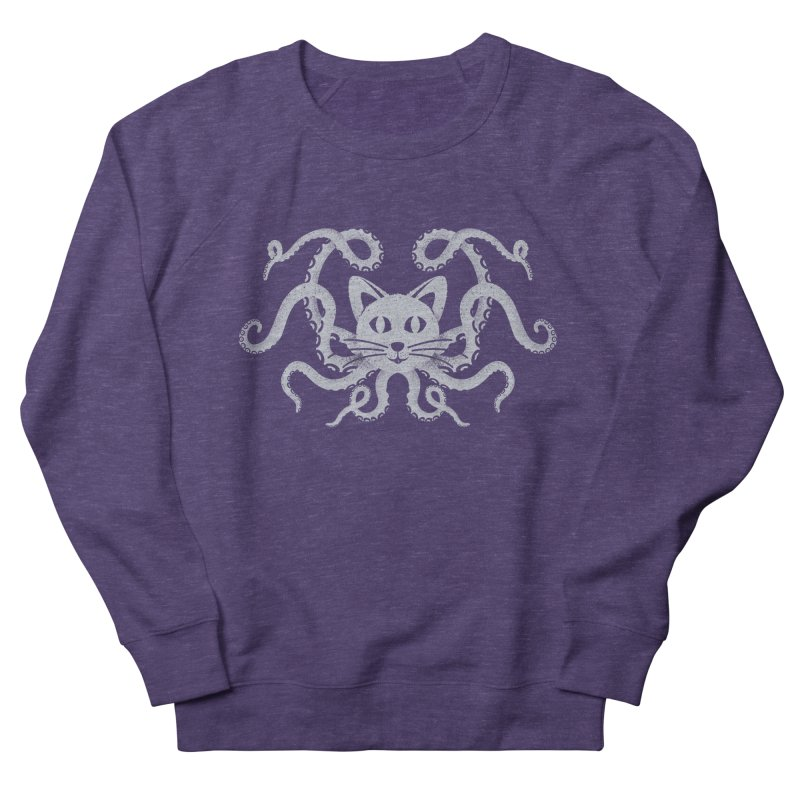 Octopuss Women's Sweatshirt by tristan's Artist Shop