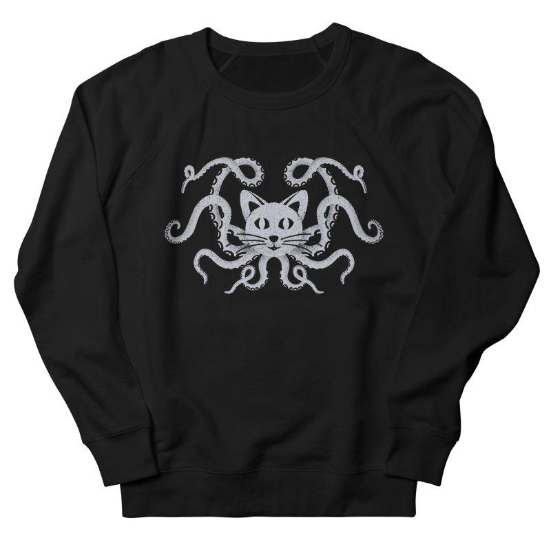Octopuss Women's Sweatshirt by tristan's Artist Shop