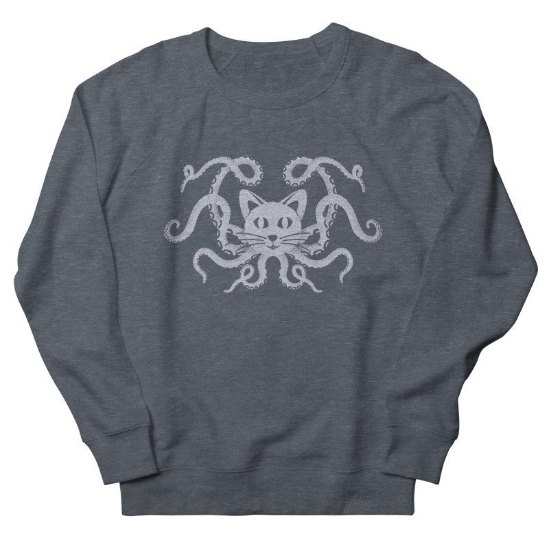 Octopuss Men's Sweatshirt by tristan's Artist Shop