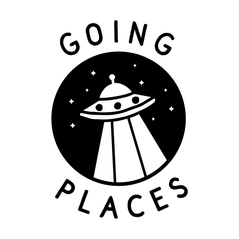 Going Places Men's T-Shirt by troublemuffin's Artist Shop