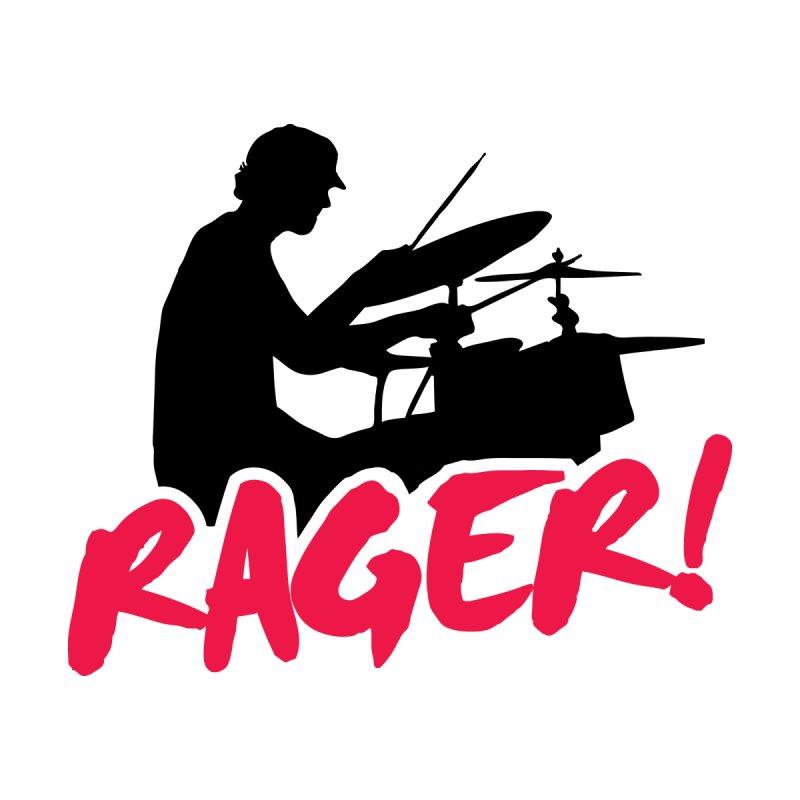 Rager! Men's T-Shirt by troublemuffin's Artist Shop