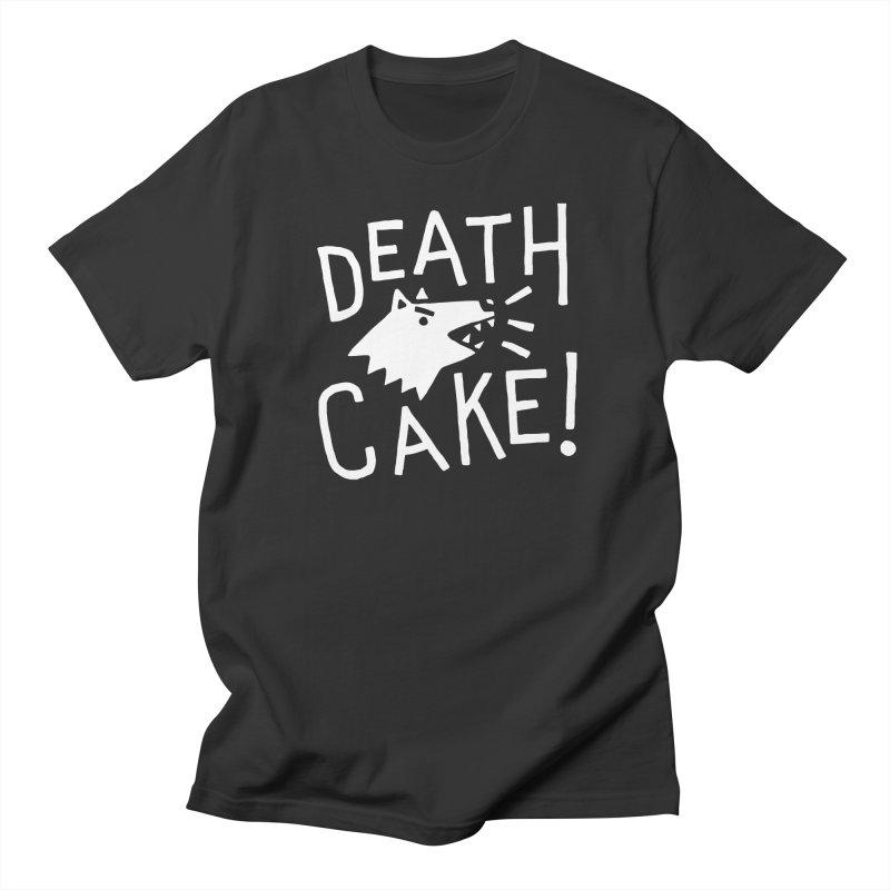 Death Cake! Men's T-Shirt by troublemuffin's Artist Shop