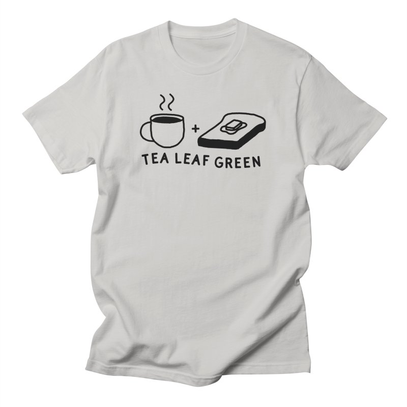 Tea and Toast Men's T-Shirt by troublemuffin's Artist Shop
