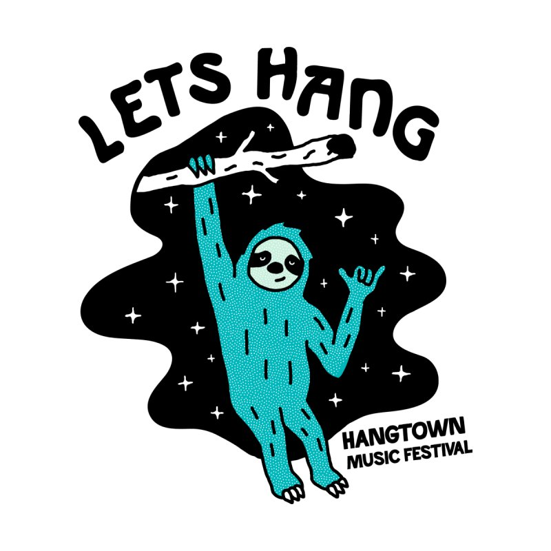 Let's Hang Men's Longsleeve T-Shirt by troublemuffin's Artist Shop