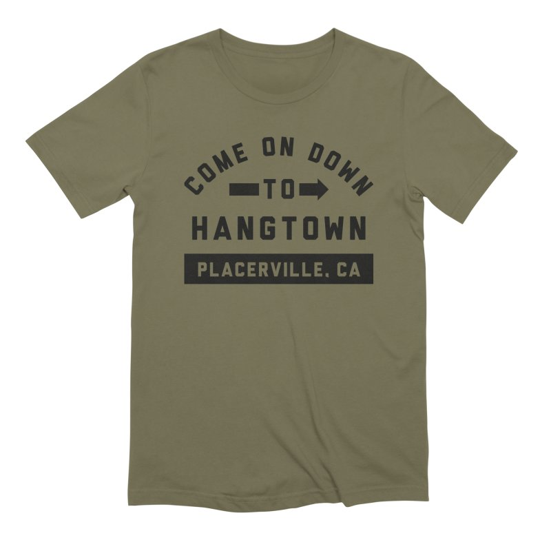 Come on Down Men's T-Shirt by troublemuffin's Artist Shop