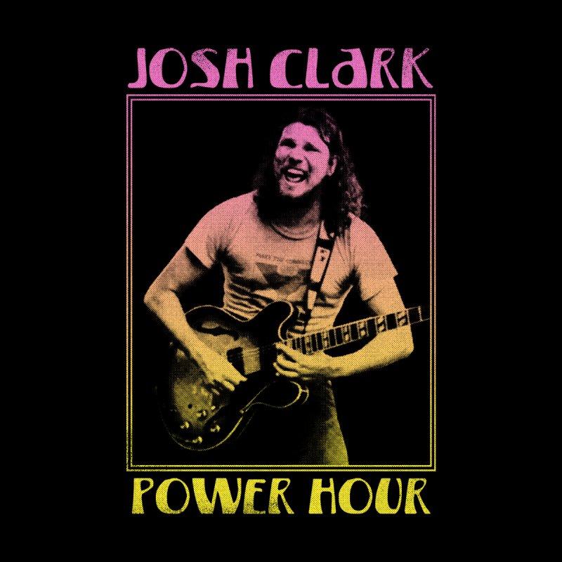 Josh Clark Power Hour Men's T-Shirt by troublemuffin's Artist Shop