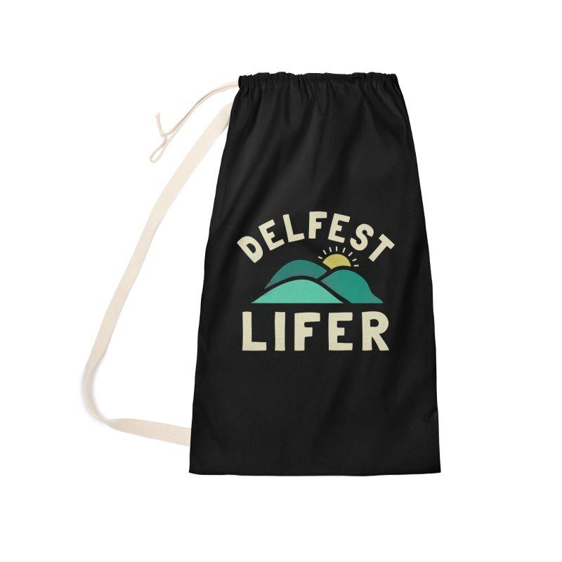 Delfest Lifer Accessories Bag by troublemuffin's Artist Shop