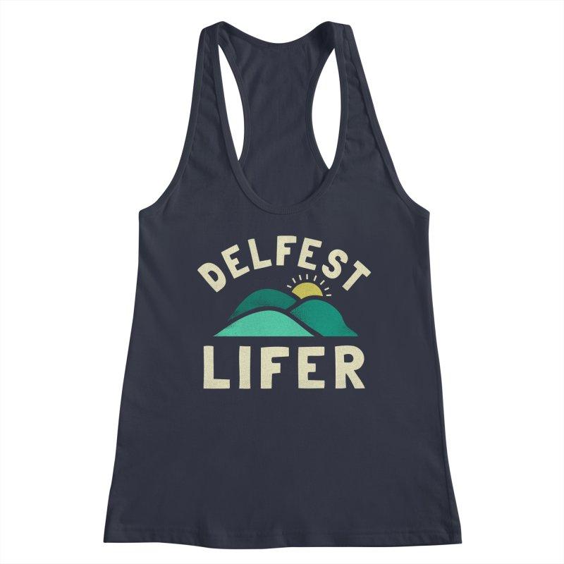Delfest Lifer Women's Tank by troublemuffin's Artist Shop