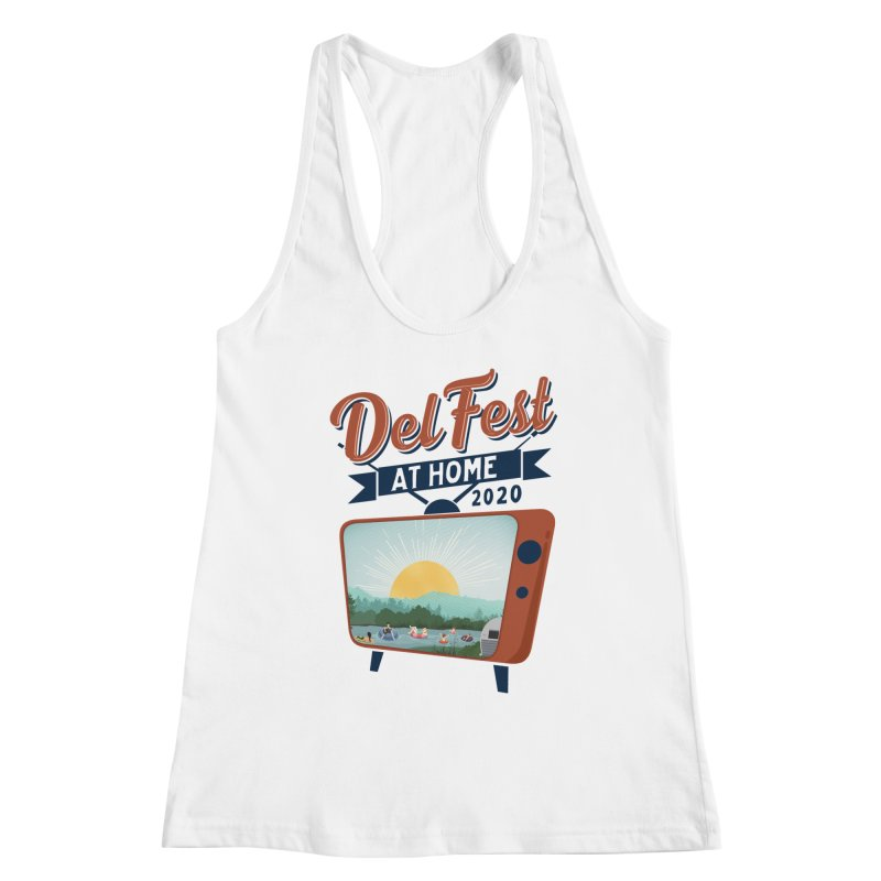 Delfest at Home Women's Tank by troublemuffin's Artist Shop