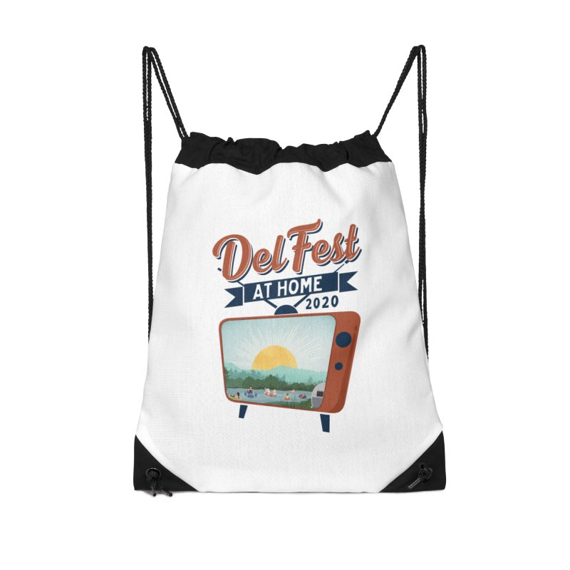 Delfest at Home Accessories Bag by troublemuffin's Artist Shop