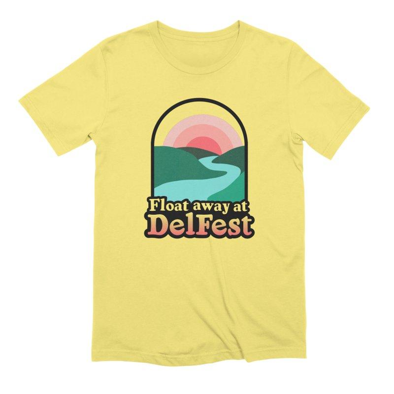 Float Away Men's T-Shirt by troublemuffin's Artist Shop