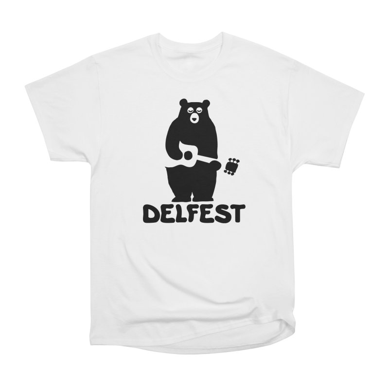 The Bear Women's T-Shirt by troublemuffin's Artist Shop