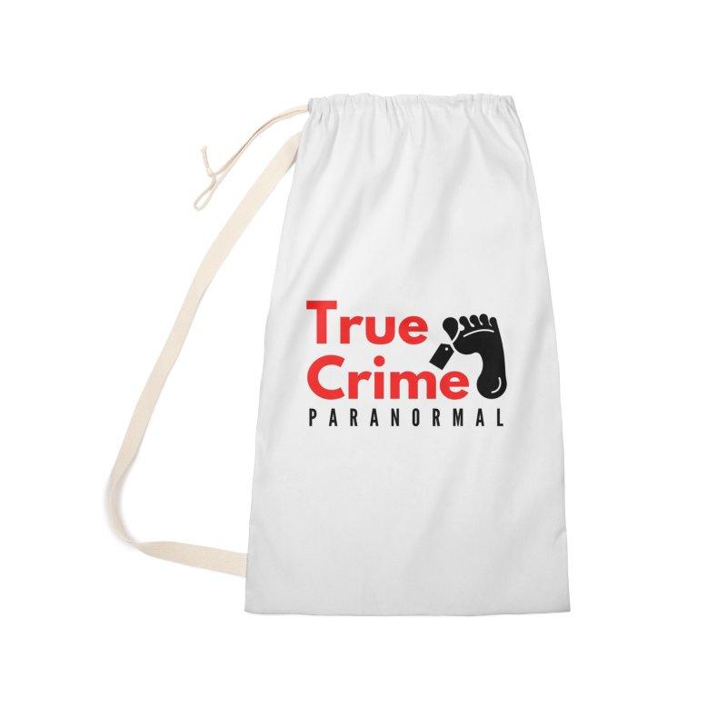 Black Toe Tag 4200x4200 Accessories Bag by True Crime Paranormal Fan Merch