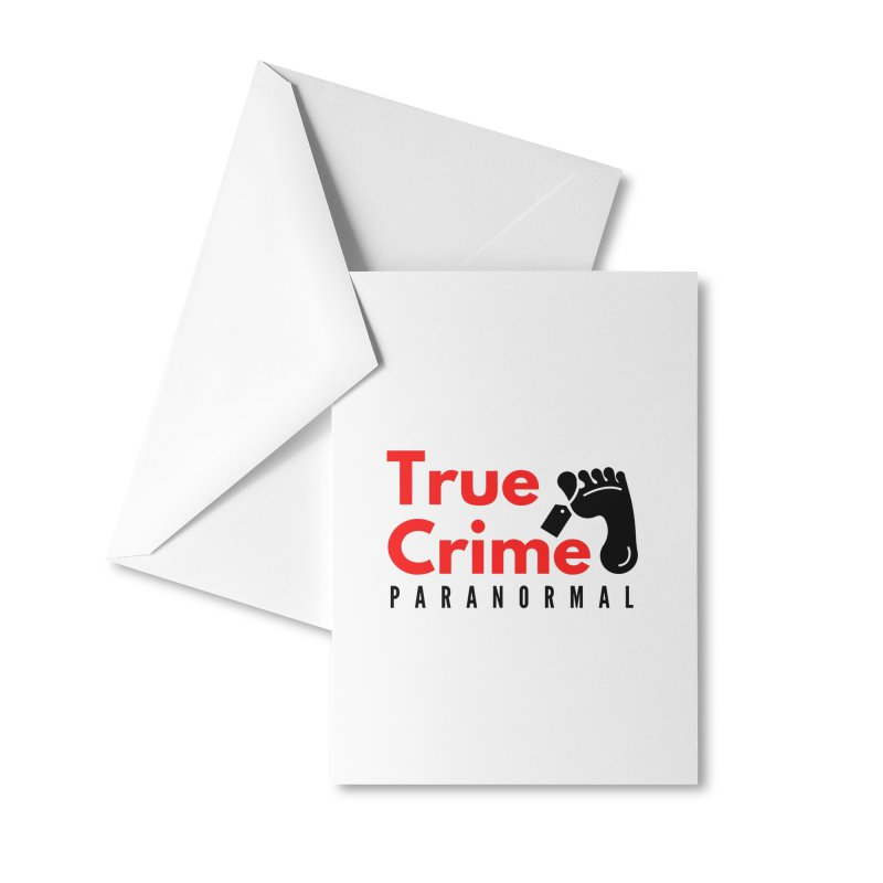 Black Toe Tag 4200x4200 Accessories Greeting Card by True Crime Paranormal Fan Merch