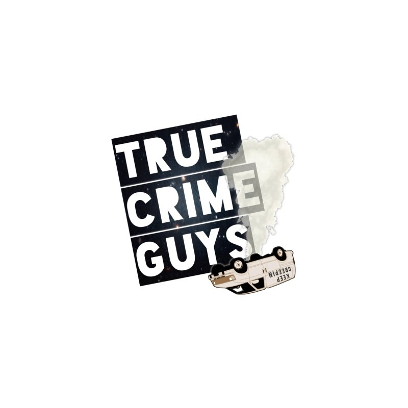 Authentic Logo Merch Men's T-Shirt by truecrimeguys's Artist Shop